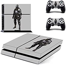 Knight - PS4 Skin Console - PS4 Controller Skin Cover Vinyl Decal Protective by Tullia