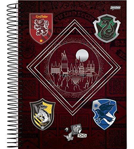 Caderno 15x1 Capa Dura 2019 Harry Potter 300fls.