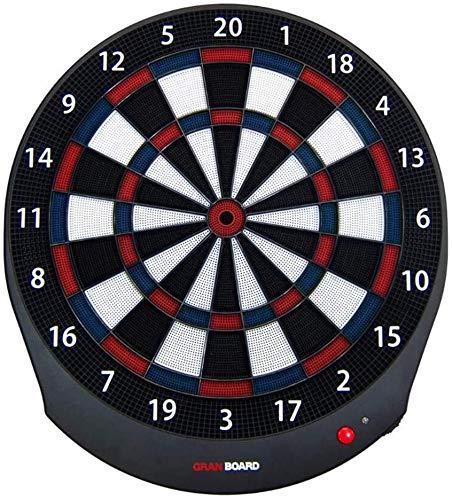 Elektronische Dartscheibe Bluetooth Professionelle Spiele Wettbewerb Online Training 6 Darts Soft Machine und sichern sehen Barre Kneipen Sport Dartscheibe Dartboards,A