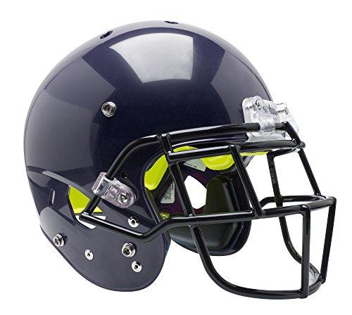 Schutt Sports Youth AiR Standard V Football Helmet (Faceguard Not Included), X-Small, Navy Blue/White