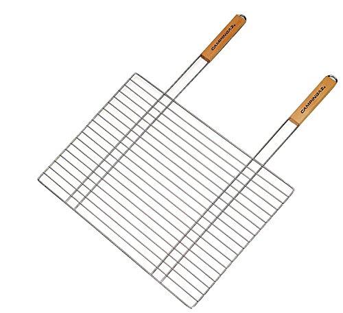 Campingaz Grille rectangulaire simple double manche 67*40 cm