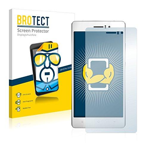 BROTECT Schutzfolie kompatibel mit Oppo R5S (2 Stück) klare Bildschirmschutz-Folie