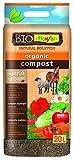Flower 80153 80153-Compost orgánico, 20 l, No Aplica, 30x5x55 cm