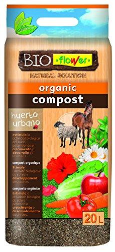 Compost orgánico, 20 l.