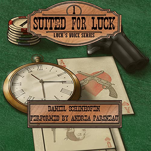 Suited for Luck cover art
