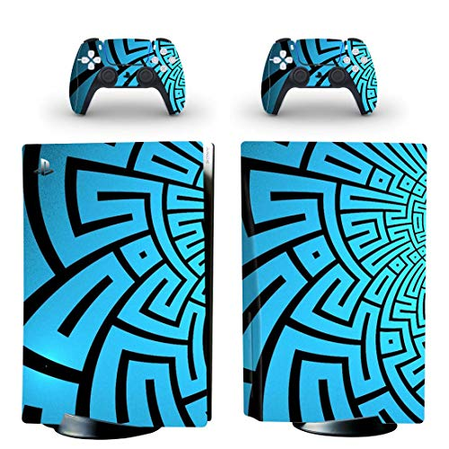 DolDer Adhesivo para la videoconsola PlayStation 5