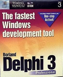 Borland Delphi 3 Professional