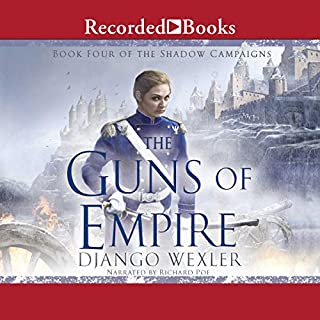 The Guns of Empire cover art