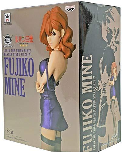 Banpresto Figure Statue FUJIKO Mine Margot 26cm Master Stars Piece 4 IV Part 5 Lupin The 3rd Third