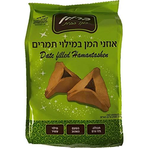 Berman hamantashen Ozney Haman Date Cookies 6oz 175g Kosher