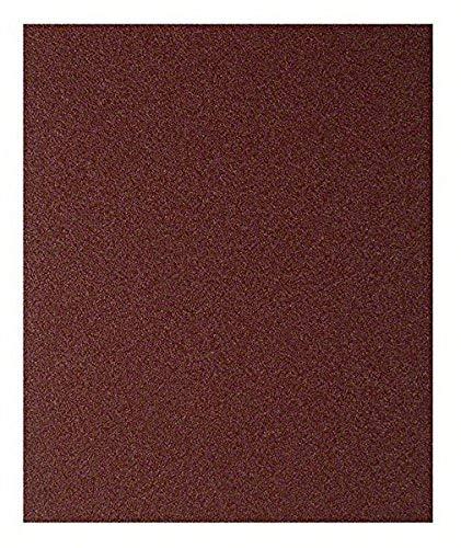 Bosch 2609256B67 Papier abrasif à usage manuel Pour bois/peinture 230 x 280mm P100