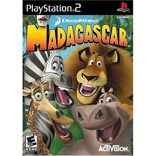Madagascar - PlayStation 2 (Renewed)
