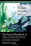 The Oxford Handbook of Organizational Citizenship Behavior (Oxford Library of Psychology)