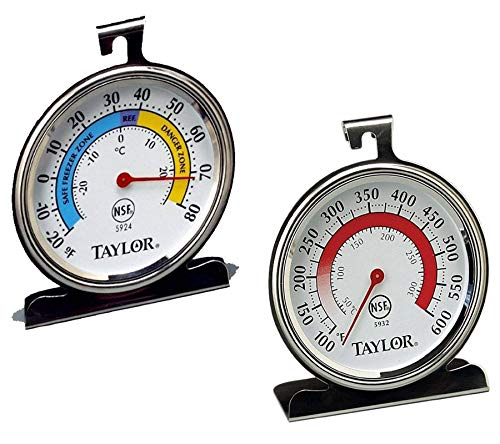 Taylor Precision Products Classic Series Large Dial...
