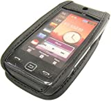 caseroxx Leather-Case with belt clip for Samsung GT-S5230