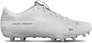 Men's Speed Phantom MC Football Shoe, Black/White