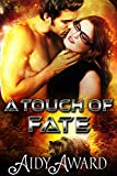 A Touch of Fate: A Bear-Shifter and Curvy Girl Romance (Fated For Curves Book 1)