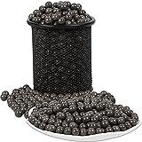 LuckIn Slingshot Ammo Ball, Slingshot Clay Ball 3/8 inch, Slingshot Clay Ammo Biodegradable, Soil Color, 1500 Pcs
