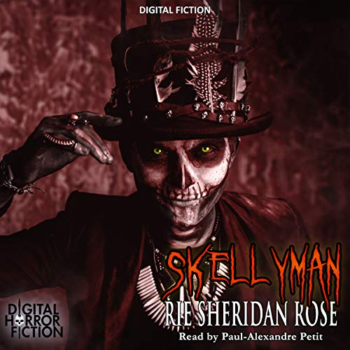 Skellyman audiobook cover art