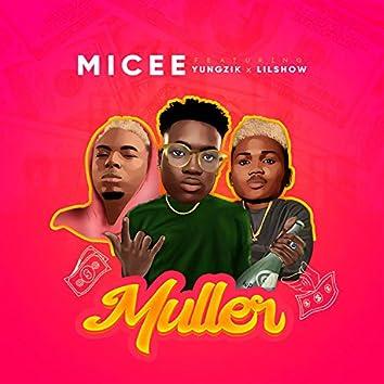 Muller (feat. Yungzik & Lilshow)