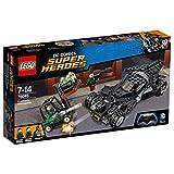 LEGO- Super Heroes L'Intercettamento della Kryptonite, 76045