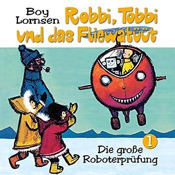 01: Die große Roboterprüfung