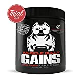 Best Dog Weight Gainers - Muscle Bully Gains - Mass Weight Gainer, Whey Review