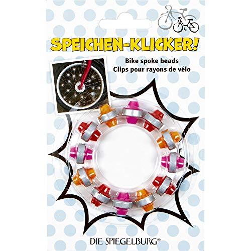 Die Spiegelburg 15740 Speichen-Klicker (12 St. im Set), sort. Pimp My Bike! Kids