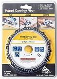 Disco da taglio in legno da 125 mm, smerigliatrice angolare, disco di catena a 14 denti, strumenti per taglio e regolazione di taglio del legno, accessori per sega circolare