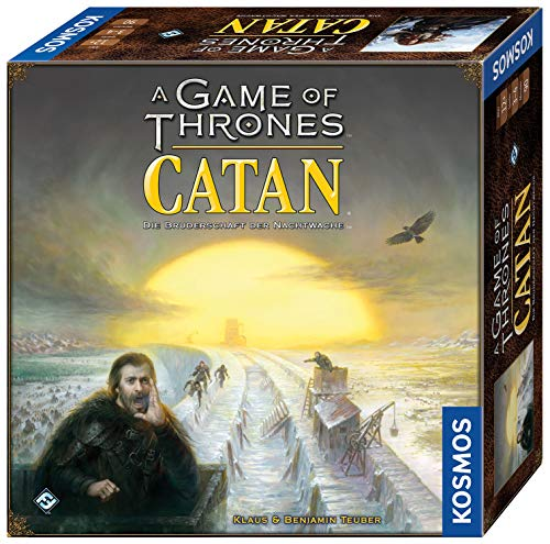 Kosmos A Game of Thrones CATAN Strategiespiel