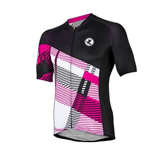 Uglyfrog Herren Radsport Trikot Kurzarm Radfahren Shirt Fahrrad Sportshirt