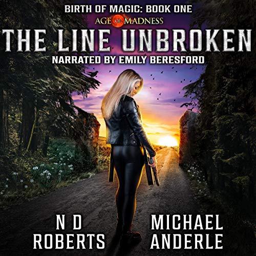 The Line Unbroken cover art