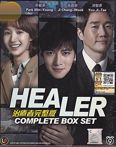 Healer (Korean Drama w. English Sub. 5-DVD Version)