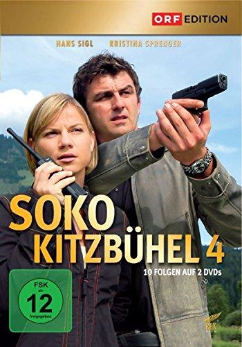 SOKO Kitzbühel - Box 4: Folge 31-40 (2 DVDs)