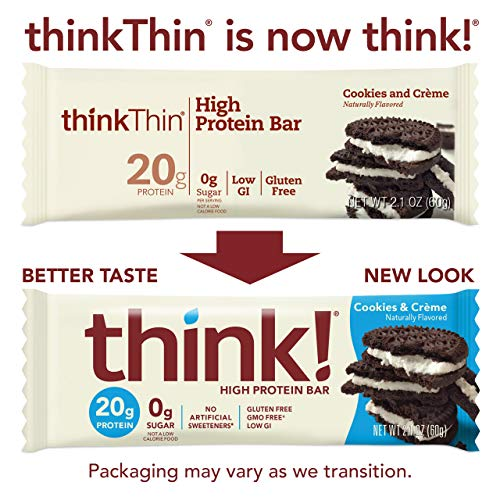 The Think! High Protein Bar