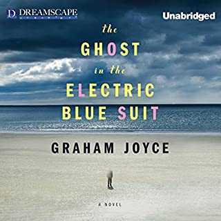 The Ghost in the Electric Blue Suit cover art
