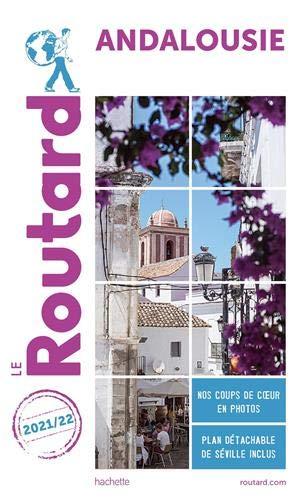Guide du Routard Andalousie 2021/22