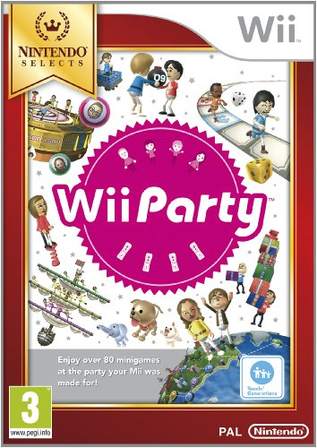 New & Sealed! Wii Party Selects Nintendo Wii Game UK [jeu en Français]