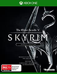 Region Free Australia 100% Compatible with US Xbox One Console 100% Compatible with US Xbox One Live Account Works Exactly The Same As Local Copy Winner of more than 200 Game of the Year Awards, Skyrim Special Edition brings the epic fantasy to life ...