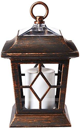 Lightshare Solar Candle Lantern