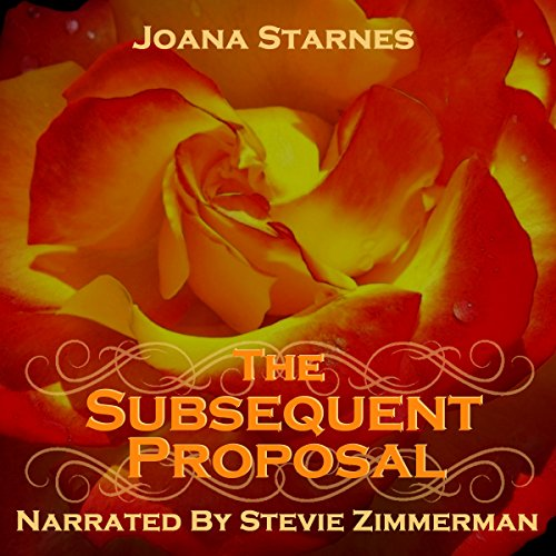 The Subsequent Proposal: A Tale of Pride, Prejudice & Persuasion audiobook cover art