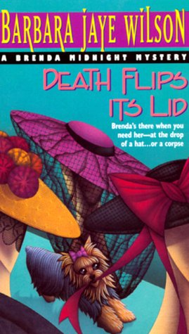 Death Flips Its Lid (Brenda Midnight Mysteries)