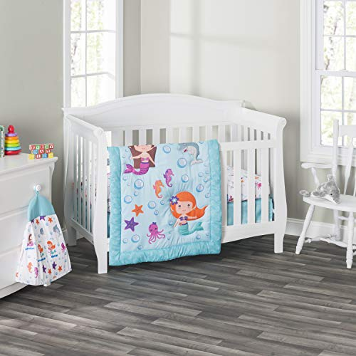 Everyday Kids 3 Piece Girls Crib...