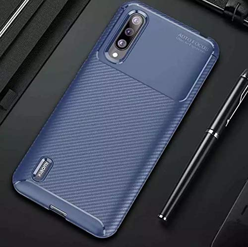Capa Case Capinha Anti Impacto Xiaomi Mi A3 Mia3 Top (Capa Case Capinha Anti Impacto Xiaomi Mi A3 Mia3 Top (CAPA ANTI IMPACTO SHOCKPROOF AZUL))
