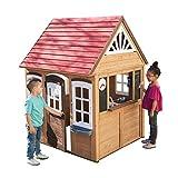 KidKraft 10023 Fairmeadow Cabane de jardin en bois 100% cèdre de qualité supérieure