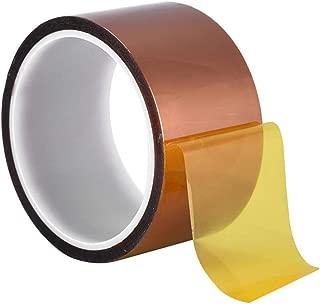 絶縁 耐熱 カプトン テープ ブラウン (幅50mm×長さ33m ) 絶縁耐熱テープ ポリイミド ゴールド カプトン テープ 電子基板 の マスキング 保護 等に