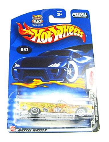 Dragon Wagons #3 1964 Lincoln Continental China #2003-67 Collectible Collector Car Mattel Hot Wheels by Hot Wheels