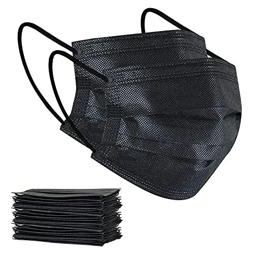 ENVIQE® Mund_und_nasenschutz | Masken_mundschutz | Mundschutz_Maske | _Einwegmasken | Gesichtsmaske | Mundschutz_einweg | Einmalmasken | Mundschutz_schwarz