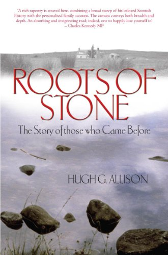 Roots of Stone: The Story of those who Came Before (English Edition)