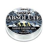VARIVAS(バリバス) フロロカーボンライン ガノア アブソルート 150m 3.5号 14lb ナチュラル